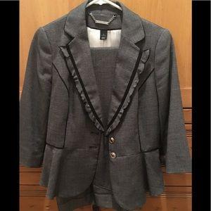 3 Piece White House Black Market Suit